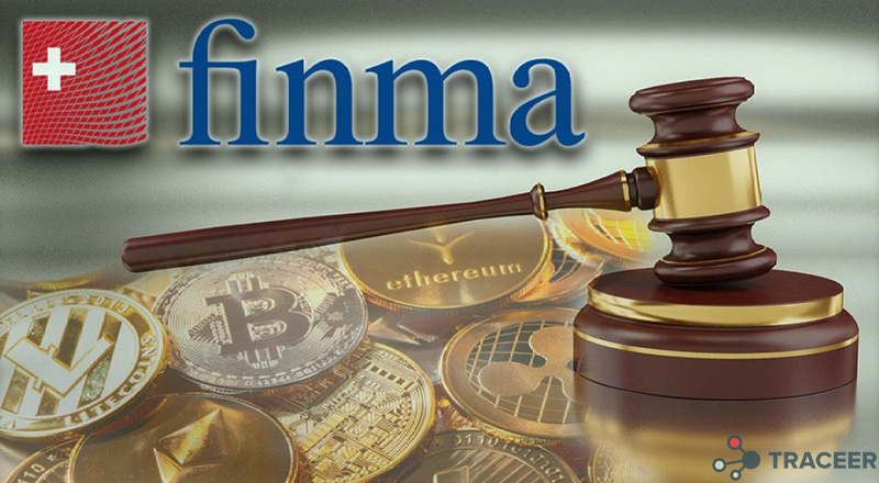 FINMA nips into crypto exchange